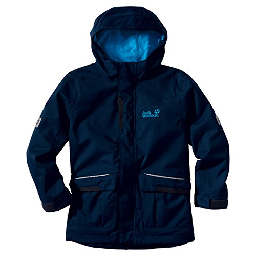 Jack Wolfskin KIDS HAMPTON PARKA night blue